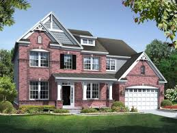 Four Car Garage by Mcrae B Quick Move In Home Homesite 0013 In Dulaney View