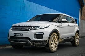 land rover evoque blue 2016 range rover evoque si4 review caradvice