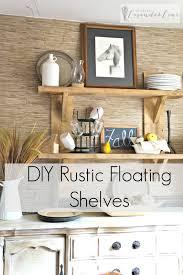 floating picture shelves diy rustic floating shelves seeking lavendar lane