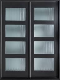 custom modern wood front doors in highland park illinois north