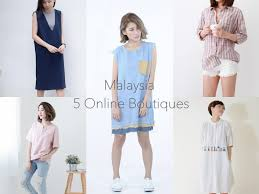online boutiques the five must malaysian online fashion stores