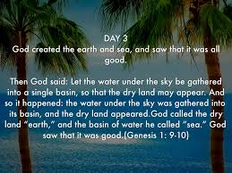 7 days of creation by aidan boyd