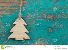 handmade christmas tree for a wooden christmas background royalty