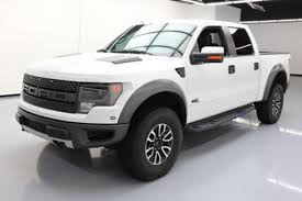 Ford Raptor White - ford f 150 svt raptor for sale used cars on buysellsearch