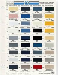 gm color chips color chip selection auto paint colors codes
