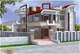 exterior home design absolutely design 3 floor plan and exterior house india kerala