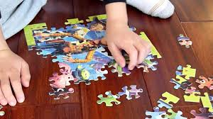 100 piece jigsaw puzzle in 6 minutes 40 seconds youtube
