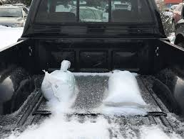 jeep bed in back does adding weight in back improve snow traction les schwab