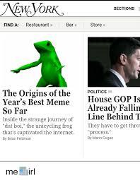 Internet Meme Origins - ewvork sections e bar store find a restaurant the origins of the