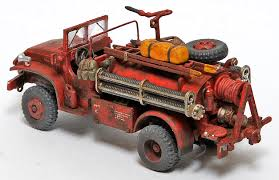 Challenger Wildfire Rc Car Parts by Ho Scale Rural Brush Fire Truck 1 87 Scale Models Pinterest