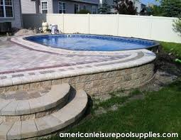 Backyard Leisure Pools by Top 25 Best Above Ground Pool Supplies Ideas On Pinterest