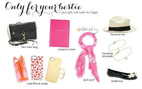 birthday gift guide for your best friend the daily dose