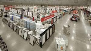 Floor  Decor Ashley Furniture To Split Former Tampa Kmart Box - Ashley furniture tampa