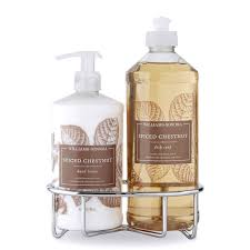 spiced chestnut soap williams sonoma spiced chestnut lotion dish soap classic 3