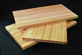 custom made edge grain cutting board solid maple by clark wood custom made edge grain cutting board solid maple