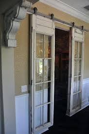 dining room ideas with french doors twin barn doors are perfect