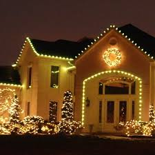 Christmas Rope Lights On Roof by Outdoor Lighting Perspectives