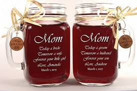 wedding gifts engraved wedding gift jars of the groom gift