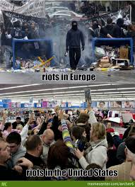 Black Friday Meme - black friday riots by archer6 meme center