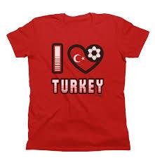 i love turkey football t shirt new choice of mens ladies kids ebay