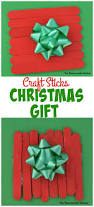 craft sticks christmas gift kid craft the resourceful mama