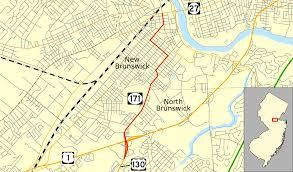 Nj Path Map New Jersey Route 171 Wikipedia