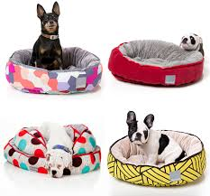 Cute Puppy Beds I Really Wish I Could Find This Stuff Here In The States Modern