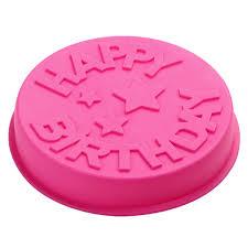 aliexpress com buy happy birthday english alphabet silicone