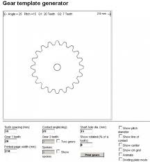 generating cnc wooden gears the easy way jcopro net