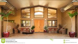 entrance to luxury home stock photo image 40623443 royalty free stock photo