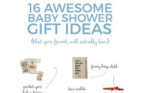 16 awesome baby shower gift ideas that will make you a hero