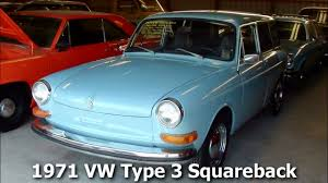 volkswagen wagon interior 1971 vw type 3 squareback wagon 1600 dual port air cooled flat 4