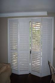Bypass Shutters For Patio Doors Modernize Your Sliding Glass Door With Sliding Plantation Shutters