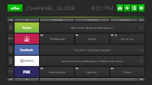 tv guide for antenna users mohu u0027s channels has integrated channel guide