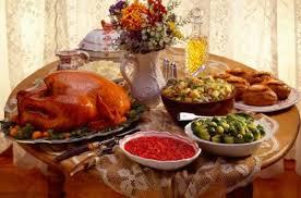thanksgiving dinner en ingles divascuisine
