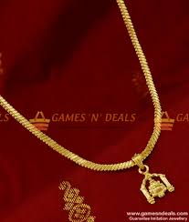 pendant necklace online images Smdr140 vinayagar pendant traditional gold plated imitation jpg