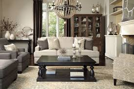 How To Decorate Living Room Table The New Urban Farmhouse Chic Ashley Furniture Homestore