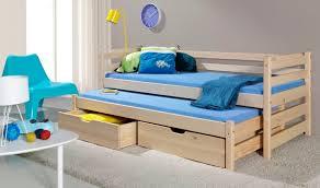 chambre enfant bois massif lit enfant en bois pin massif dany lit enfant pas cher avec deux