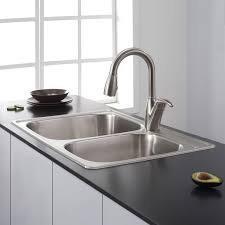 Kitchen Sink Top Top Mount Stainless Steel Kitchen Sinks Rapflava