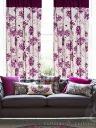 Lined Cotton Curtains Cotton Curtain Window Curtains And Drapes