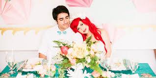 little mermaid u0027 wedding ideas for your disney loving heart huffpost