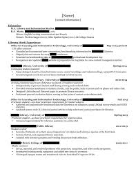 Online Resume Submit by Library Resume Hiring Librarians Page 3