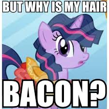 Mlp Funny Meme - twilight sparkle my little pony friendship is magic because