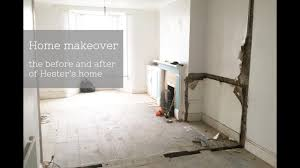 home makeover the before and afters youtube