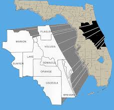 Florida Map Of Cities And Counties Florida Department Of Transportation