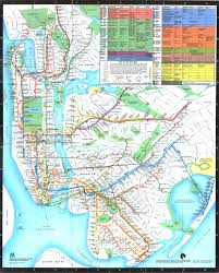 map of new york subway historical map 1979 new york subway transit maps