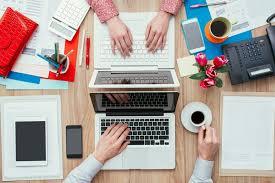 bureau partage sommes nous prêts à devenir sans bureau fixe