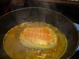 comment cuisiner un roti de dinde recette de rôti de dinde sauce curry et moutarde la recette facile