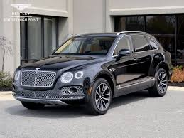 bentley suv 2018 bentley financing specials north carolina bentley dealership