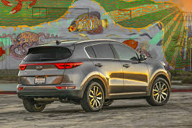2017 kia sportage ex review new look for an old favorite nerdwallet